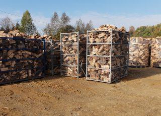 Drewno do kominka Małopolska